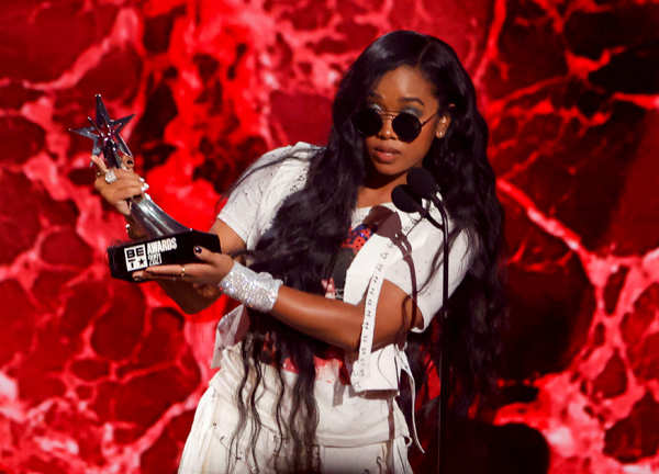 Best pictures from BET Awards