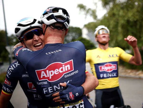 Best pictures from the Tour de France