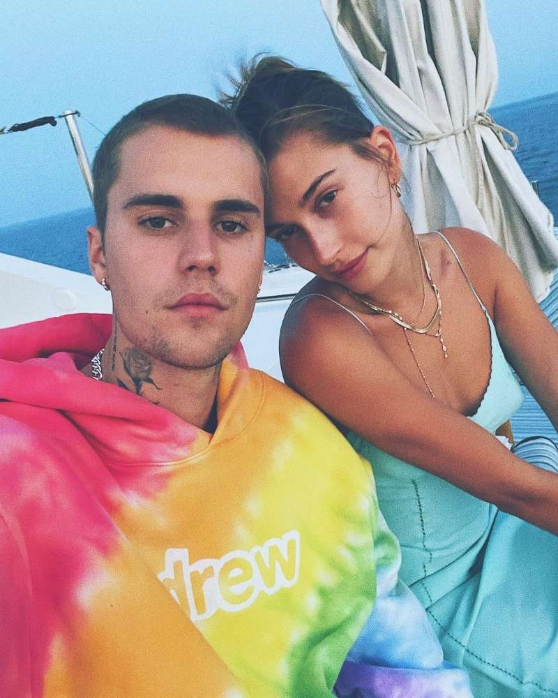 Pictures that scream that Justin Beiber and Hailey Beiber are couple goals!