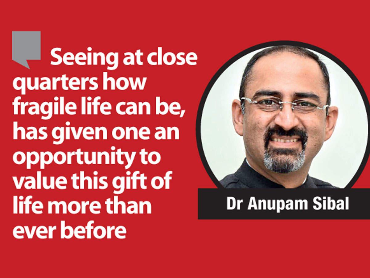 Dr Anupam Sibal, Group Medical Director and Senior Pediatrician, Apollo Hospitals Group
