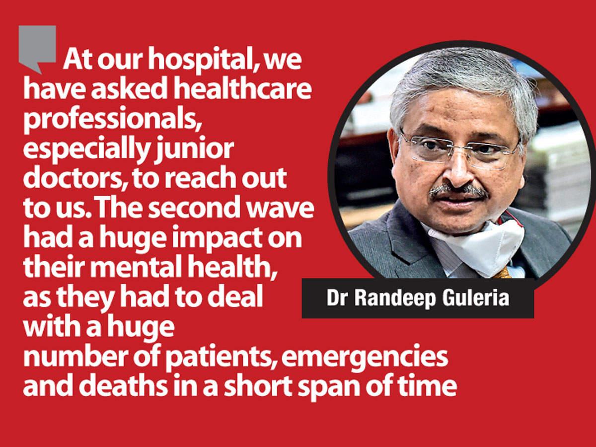Dr Randeep Guleria