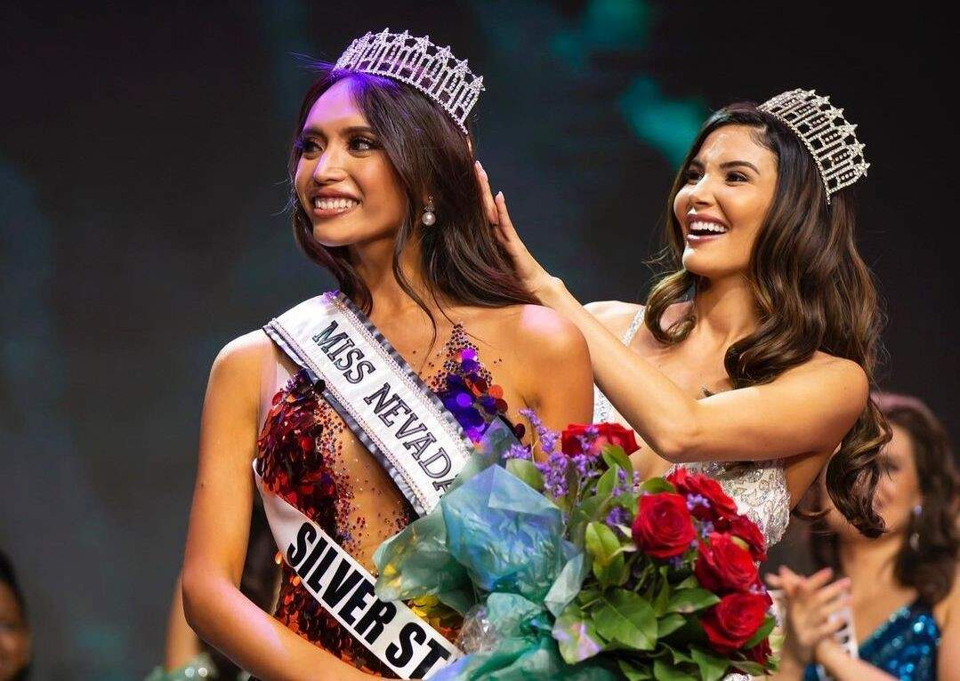 Kataluna Enriquez creates history as the first trans woman to compete at Miss USA!