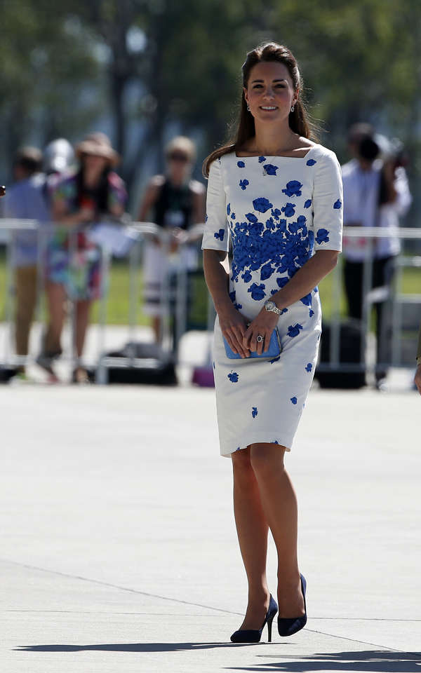 These alluring pictures of Kate Middleton show her impeccable style