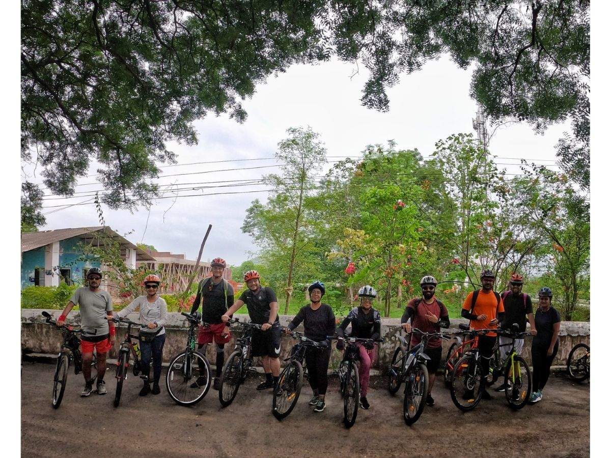 CYCLE FOREST TRAIL GROUP PIC