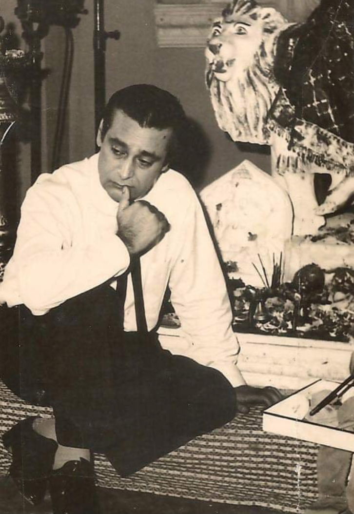 #GoldenFrames: Rehman, one of the most stylish villains of Bollywood