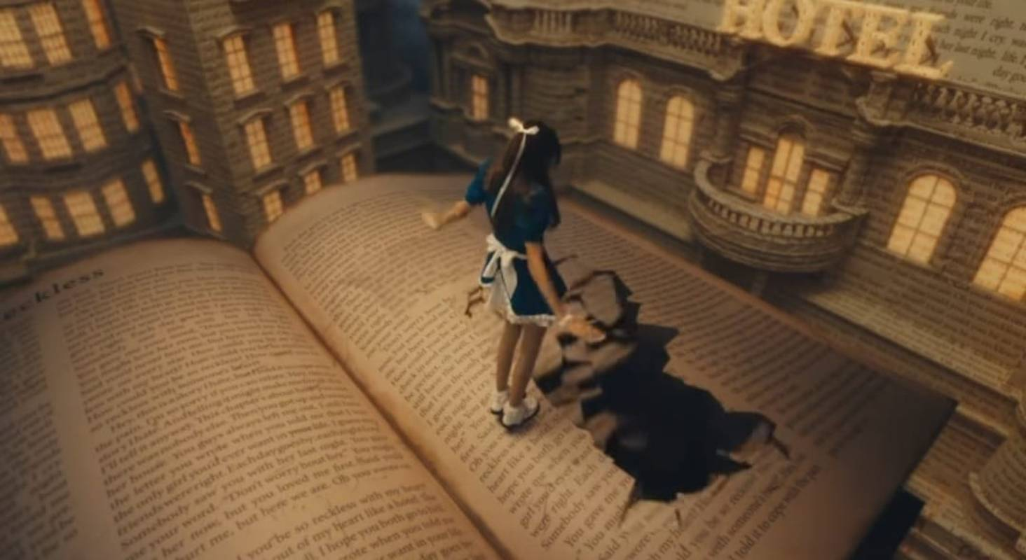 Madison beer drops 'Reckless' video and it gives out 'Alive in Wonderland' vibes!