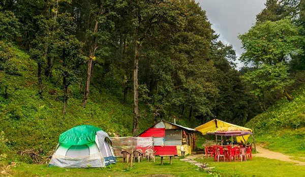 20 spectacular pictures of the most scenic places famous for camping in India