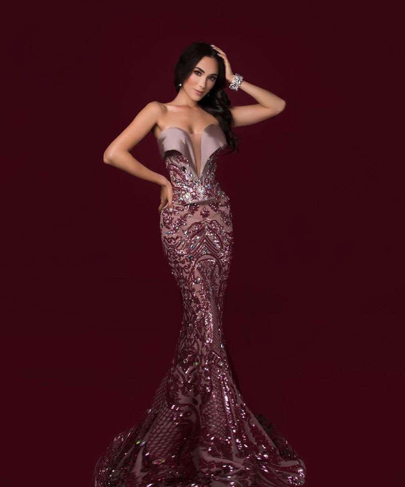 Karolina Vidales selected as Miss Mexico 2021
