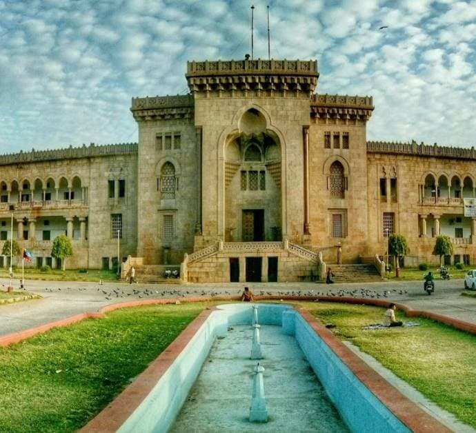 Osmania University releases time table for semester exams