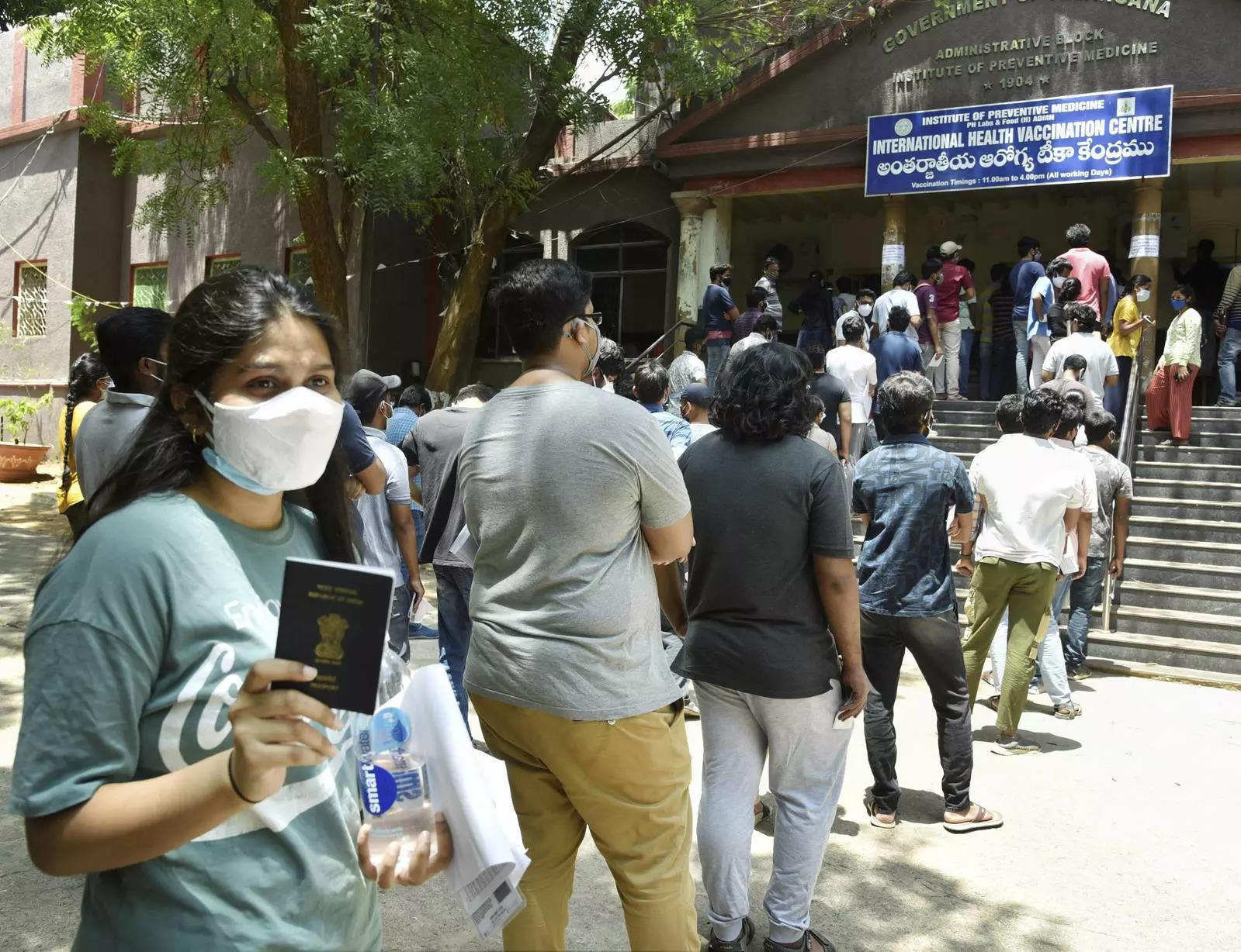 Study Abroad: Students fear huge losses due to EMA's non-approval of vaccines