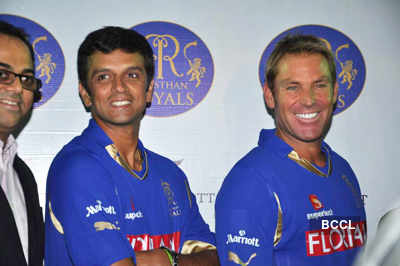 Shilpa Raj's bash for RR cricketers