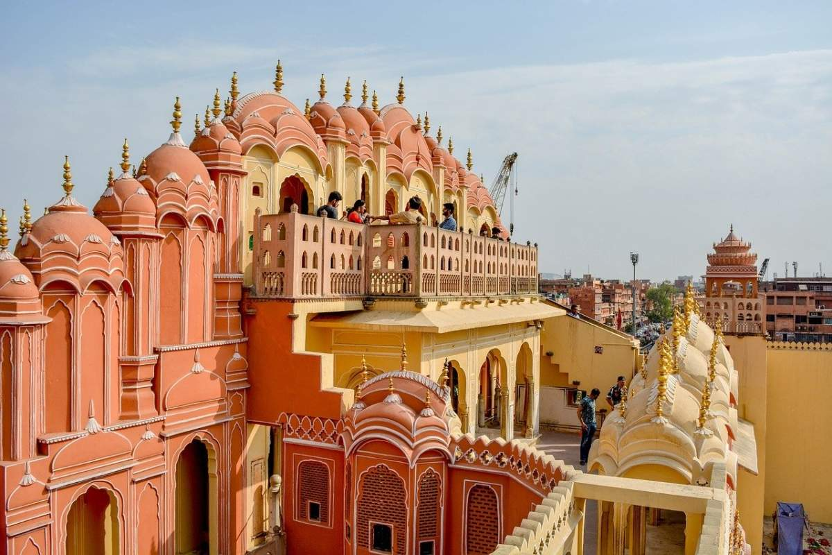 Indian cities that have been associated with colours