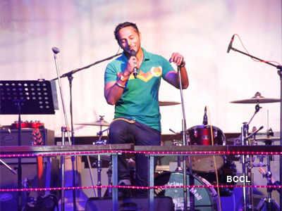Music launch of Shaitaan