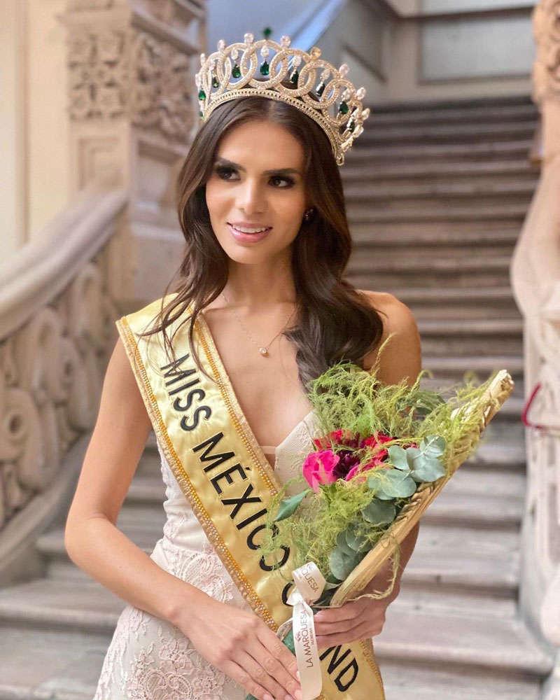 Mariana Macias chosen as Miss Grand Mexico 2021