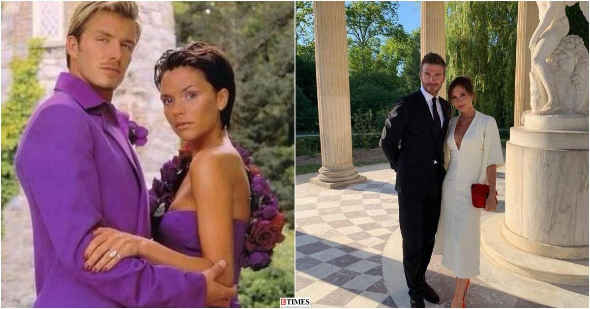 David and Victoria Beckham's romantic photos prove their love for each other never gets old!