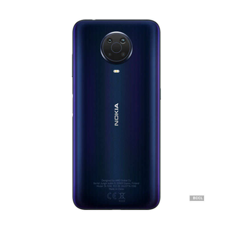 Nokia G20 smartphone launched in India