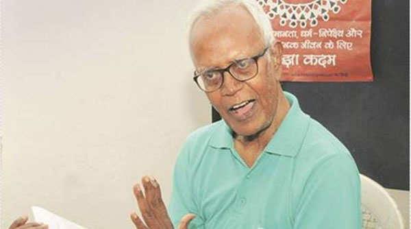 84-year-old activist Stan Swamy dies in custody