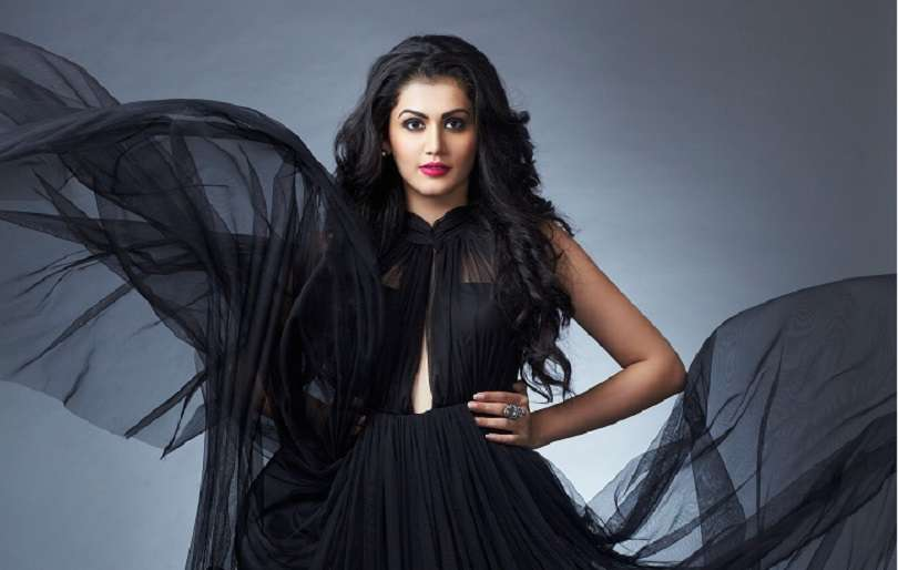 Taapsee Pannu to star in Telugu film titled 'Mishan Impossible'