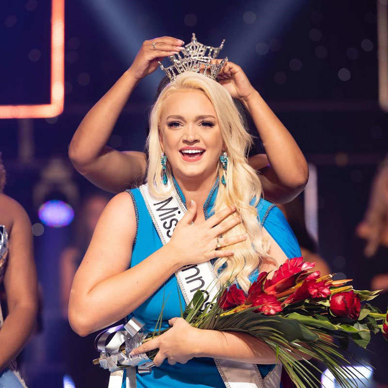 Tally Bevis selected as Miss Tennessee 2021 for Miss America 2022