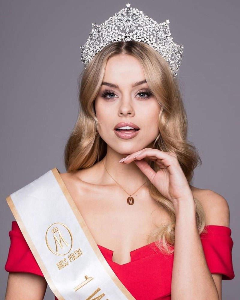Natalia Balicka chosen as Miss Supranational Poland 2021