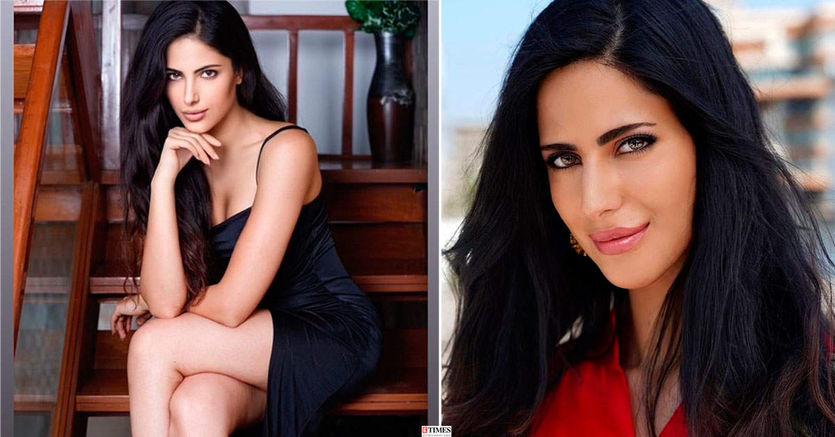 Bewitching pictures of Katrina Kaif's lookalike Alina Rai will surely blow away your mind!