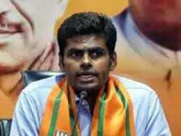 Let friendship between AIADMK and BJP grow: Annamalai