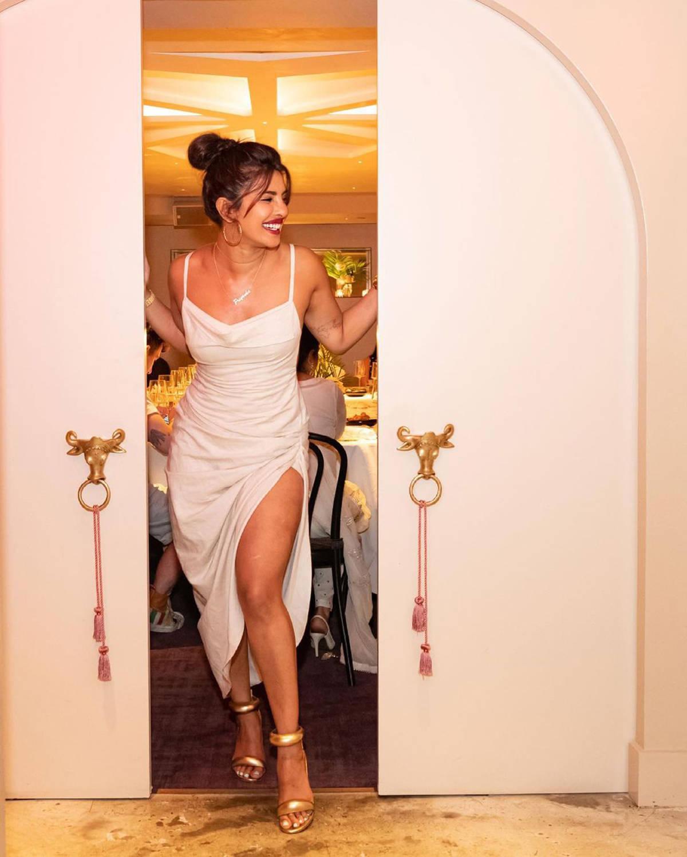 Priyanka Chopra's restaurant SONA in New York is open for business