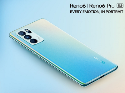 Why you just can't ignore OPPO's new Reno6 Pro 5G
