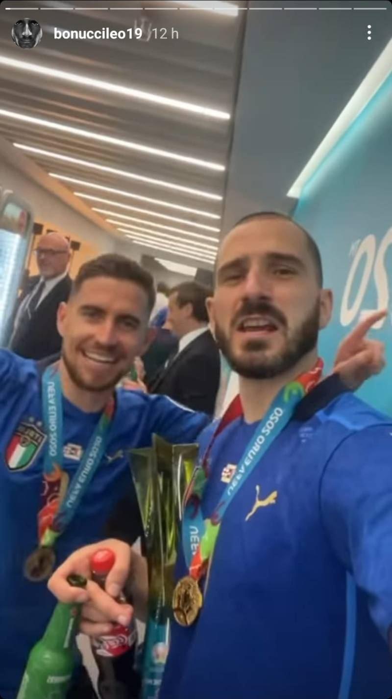 """""""It's coming Rome"""" Italy wins finals for Euro UEFA 2020"""