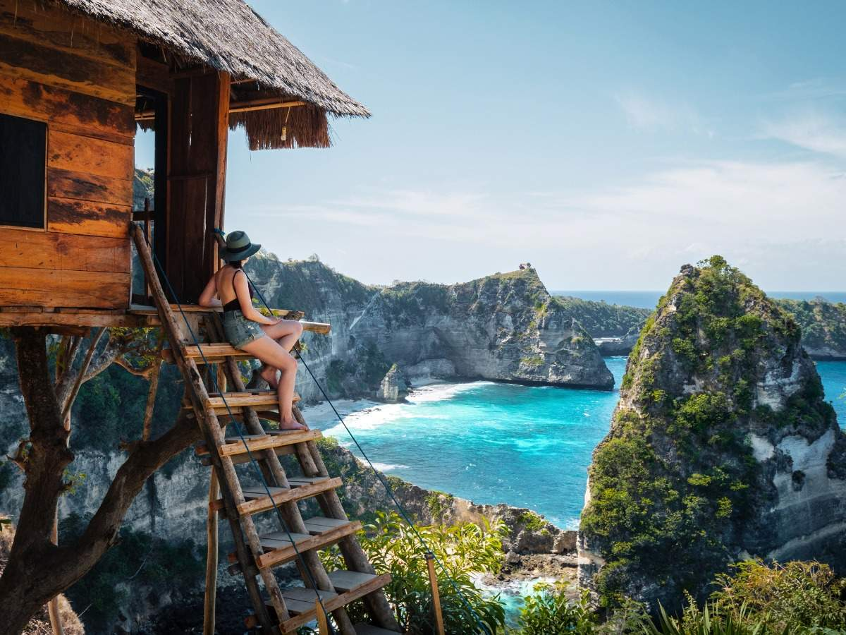 Bali is kicking out tourists who flout COVID rules   Times of India Travel