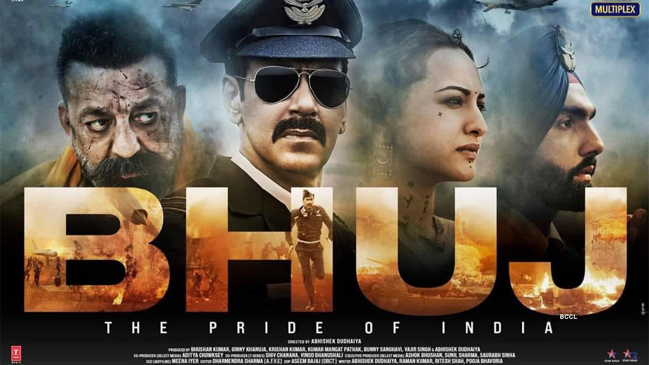 BHUJ The Pride of India HD Full Movie Download Tamilrockers, Movierulz, Filmyzilla Filmyhit, Kuttymovies, Downloadhub, Telegram, Filmywap Leaked