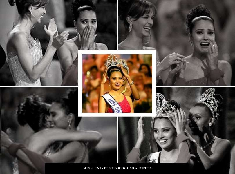 Mapping the glorious legacy of LARA DUTTA!