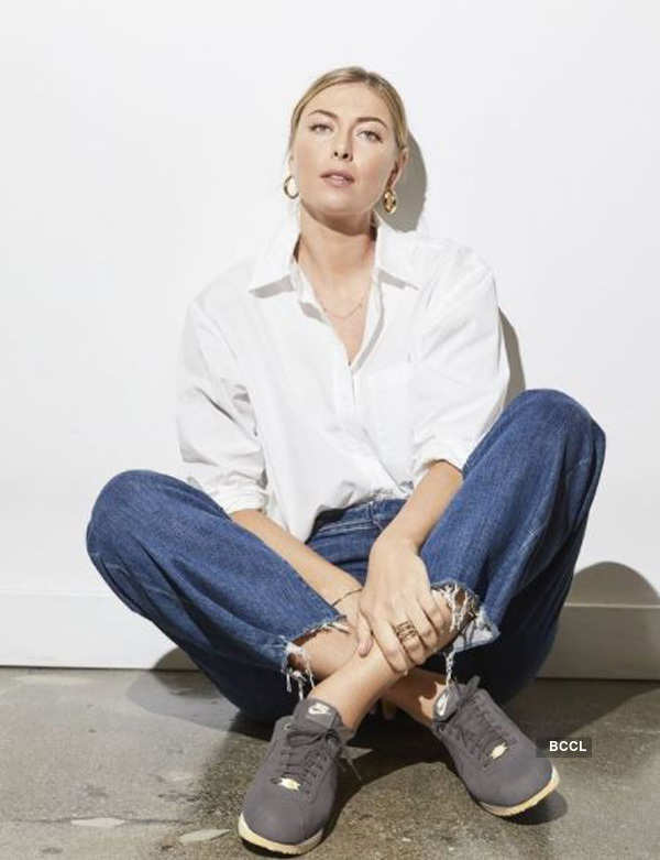 These stunning pictures of former tennis player Maria Sharapova will blow your mind