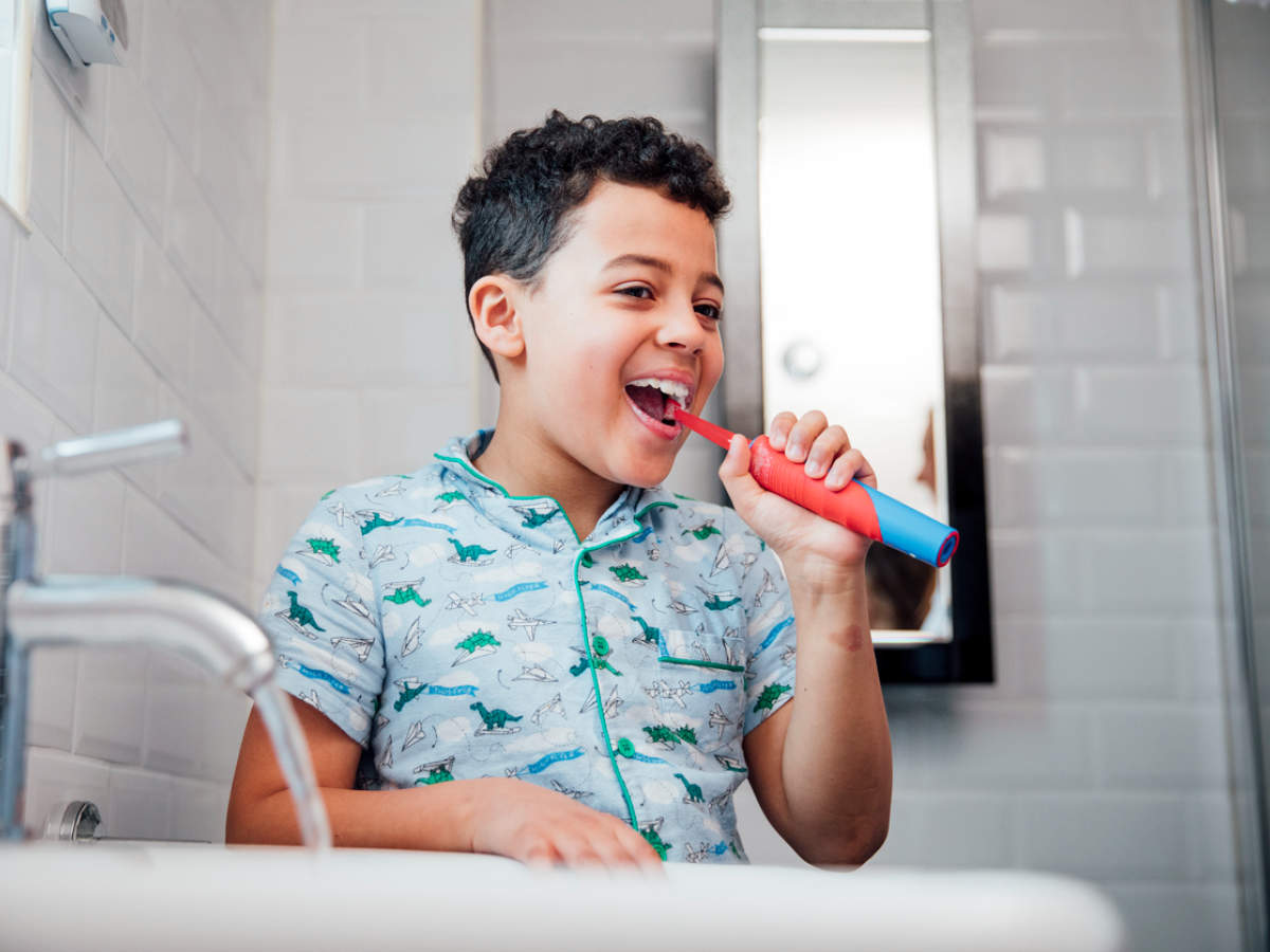 5 bad dental habits that may harm your kid's oral health    The Times of India