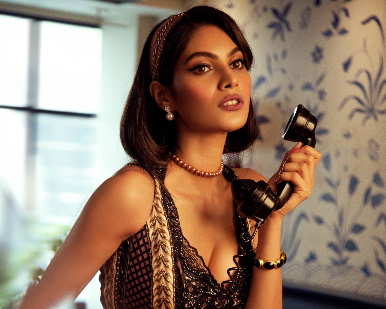Lopamudra Raut goes vintage and classy in her latest photoshoot!