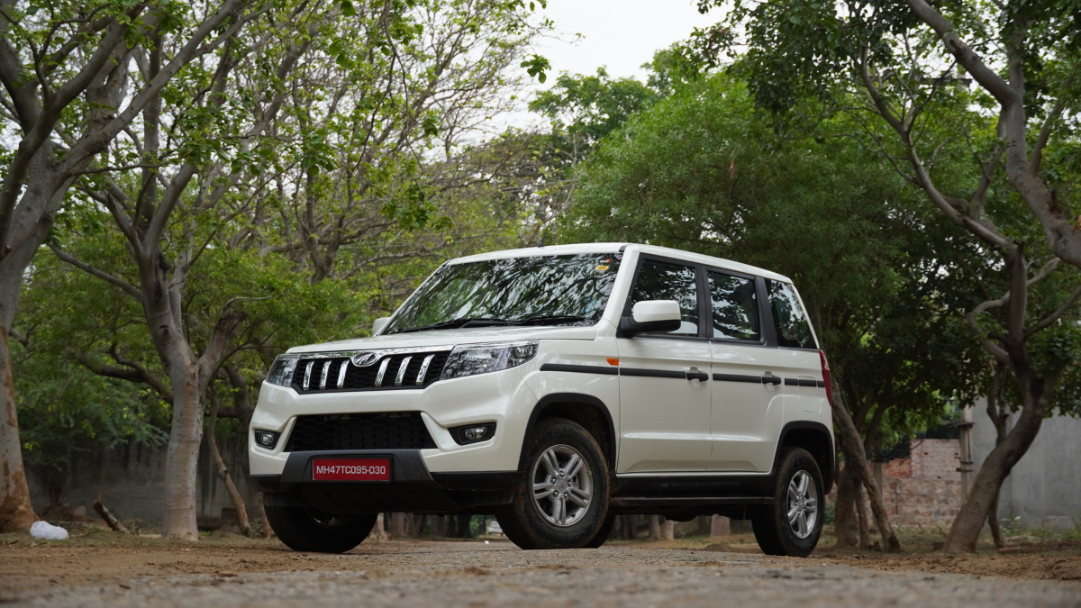 Mahindra Bolero Neo launched: Now in pictures