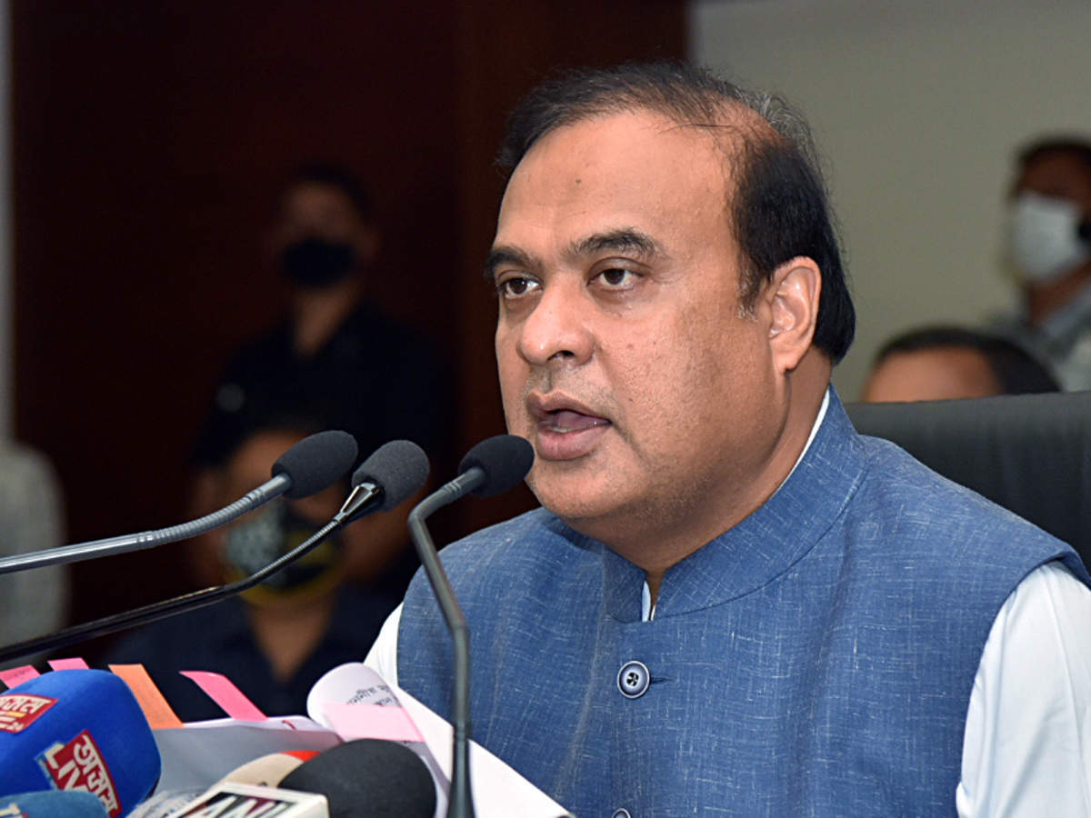 CM cracks whip on illegal drugs trade in Assam; hopes to end menace in 3 years