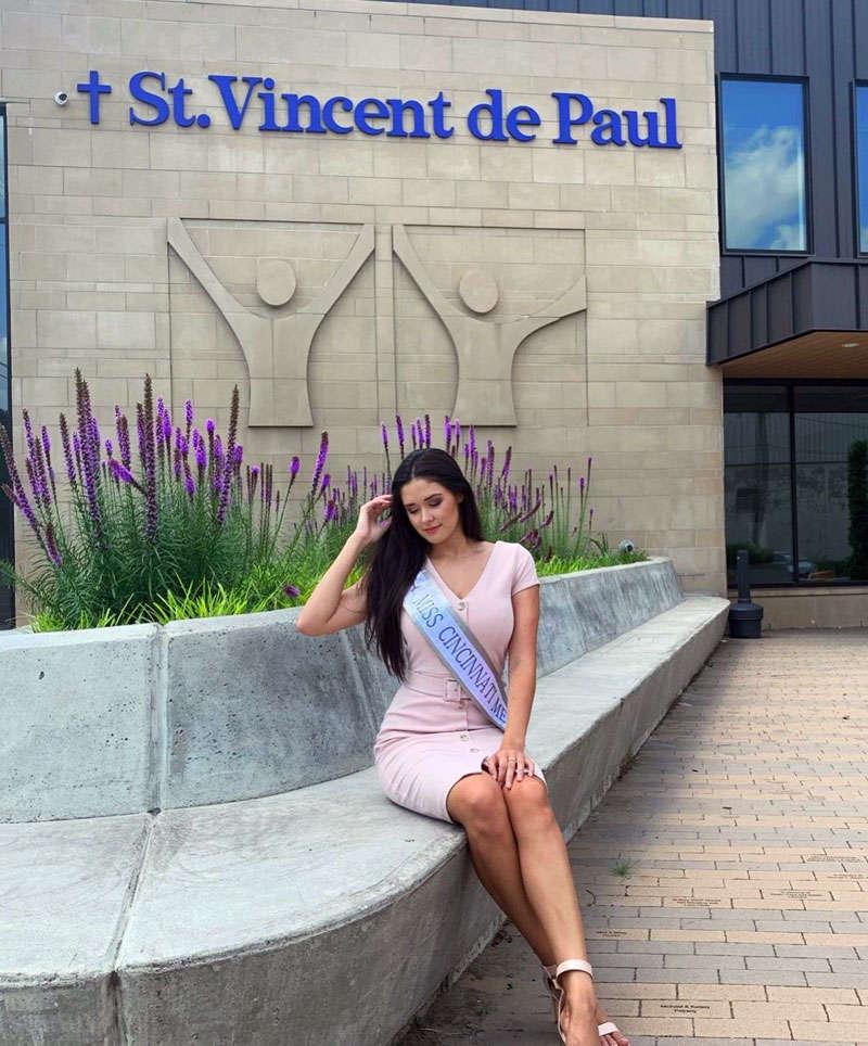 Nicole Wess chosen as Miss Ohio USA 2021