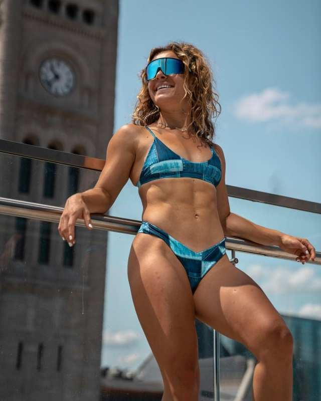 Meet Demi Bagby, athlete who inspires women to dream BIG despite all obstacles