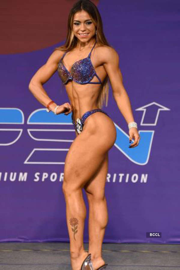 Mexican influencer and bodybuilder Odalis Santos' pictures go viral after her death