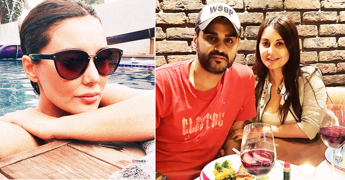 New picture of Minissha Lamba with beau from her Goa vacation is breaking the internet