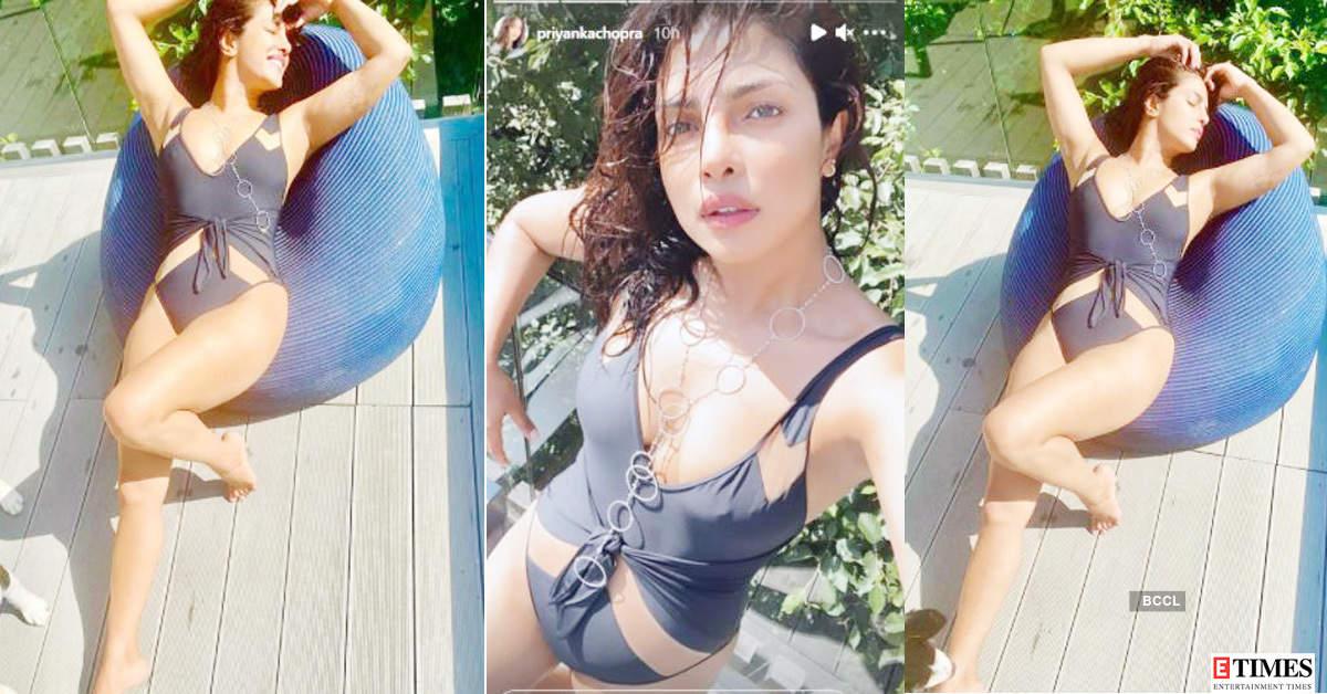 Happy birthday Priyanka Chopra: Stunning swimsuit pictures of 'Desi Girl' go viral