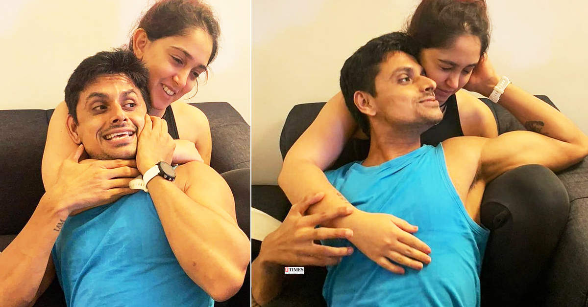 These romantic pictures of Ira Khan with her beau will make you fall in love with the couple
