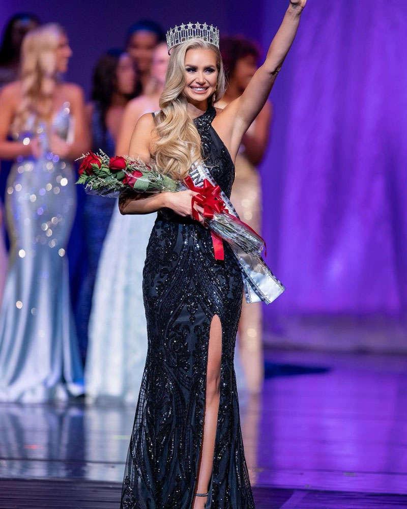 Journalist-turned-beauty queen Christina Thompson chosen as Miss Virginia USA 2021