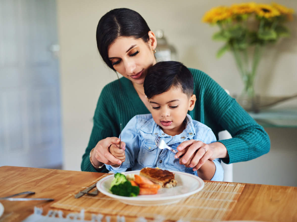 Expert-approved ways to boost your kid's immunity    The Times of India