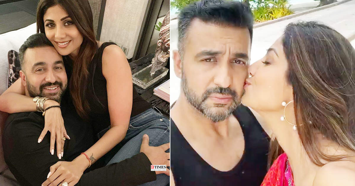 Lovely moments of Shilpa Shetty and hubby Raj Kundra go viral after he gets arrested