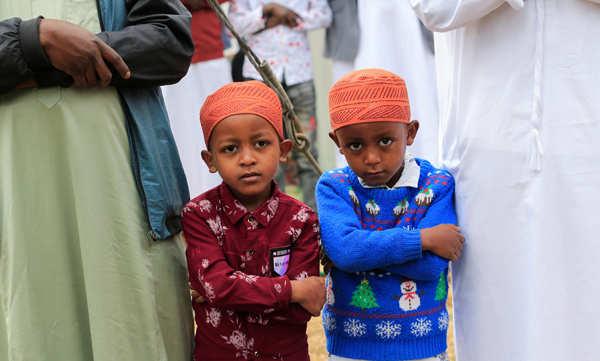 Muslims celebrate Eid-ul-Adha with fervour