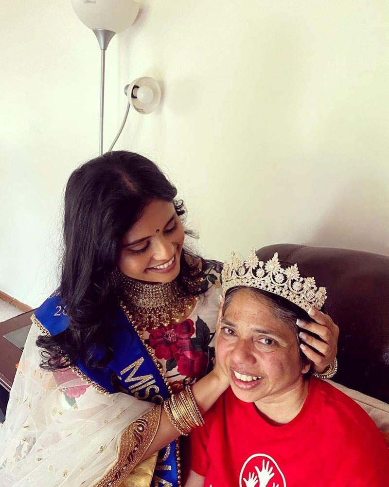 Vaidehi Dongre chosen as Miss India USA 2021