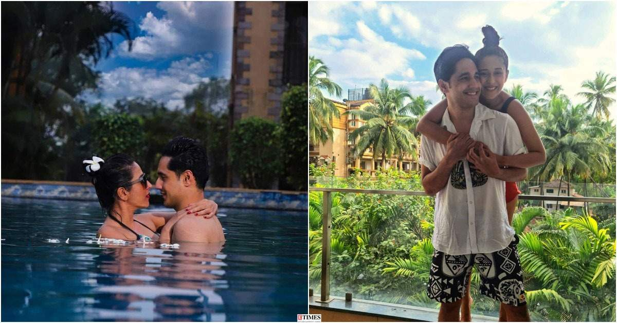 Priyanka Udhwani and Anshul Pandey call it quits! Throwback to the couple's happy moments