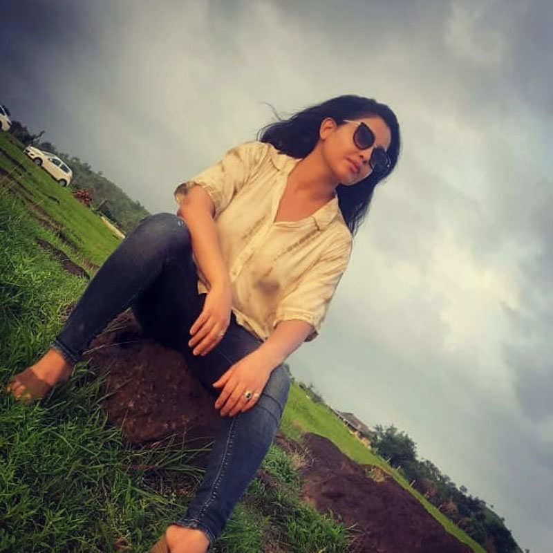Glamorous pictures of Shubhangi Atre aka Angoori Bhabhi from Bhabiji Ghar Par Hain